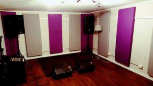 Purple Rehearsal Studio